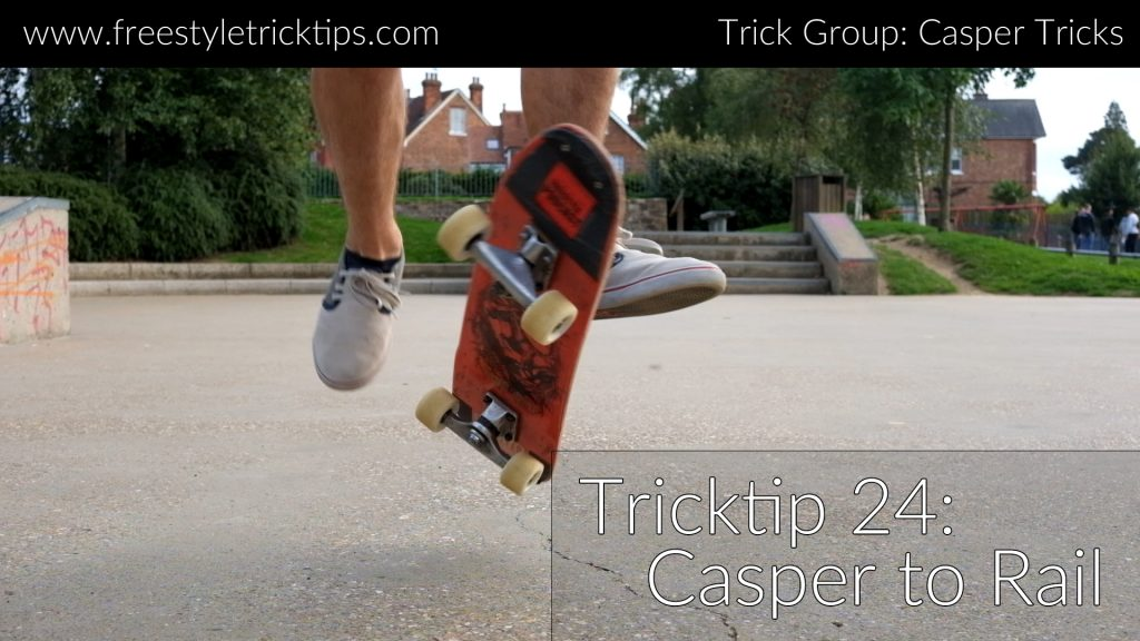 Casper to Rail Featured Image
