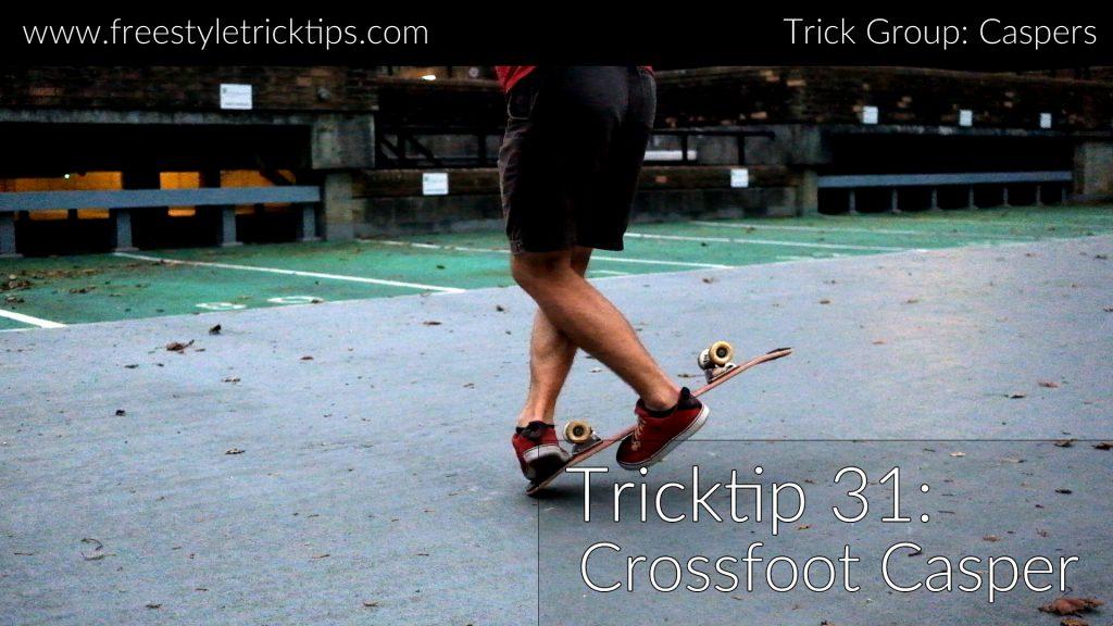Crossfoot Casper Featured Image