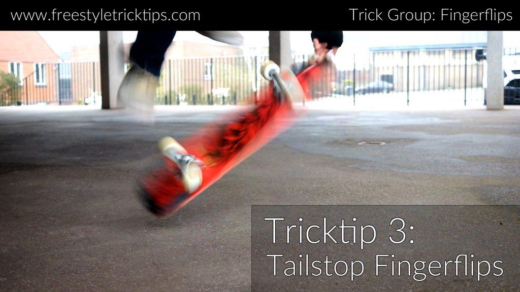 Tailstop Fingerflip Featured Image
