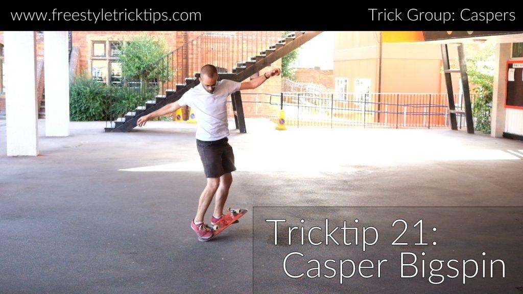 Casper Bigspin Featured Image