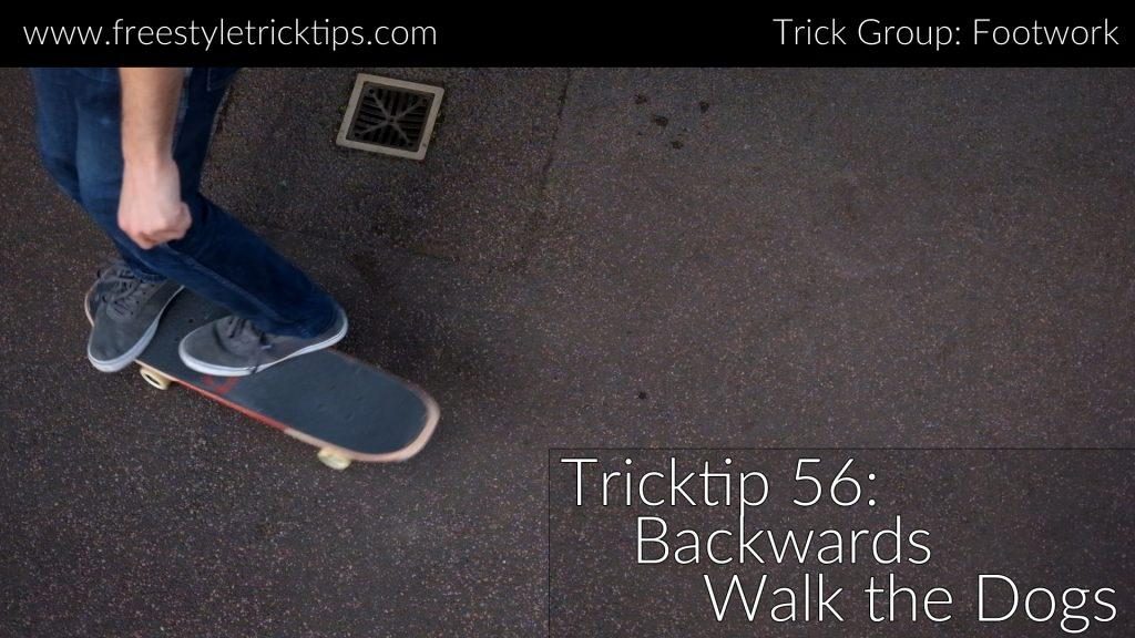 Backwards Walk the Dog Featured Image